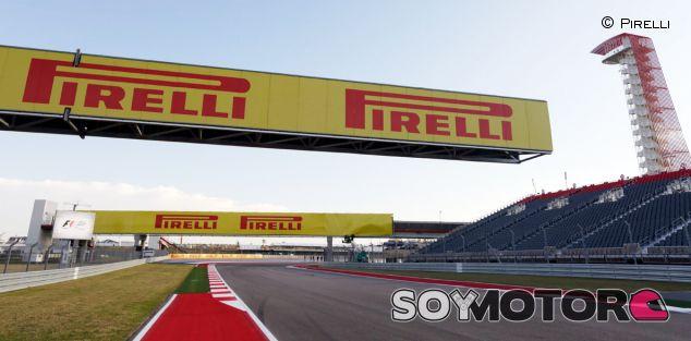 Austin cambia de neumáticos: blandos y medios para su GP - LaF1.es