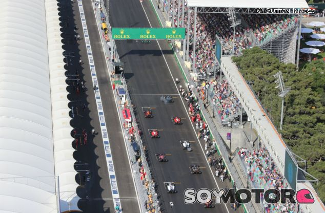 Pirelli cree que la estrategia ideal en Bakú volverá a ser a una parada - SoyMotor.com