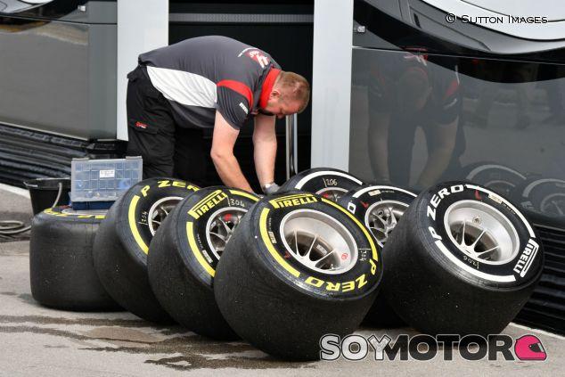 Pirelli, con los compuestos más duros para el GP de España - SoyMotor