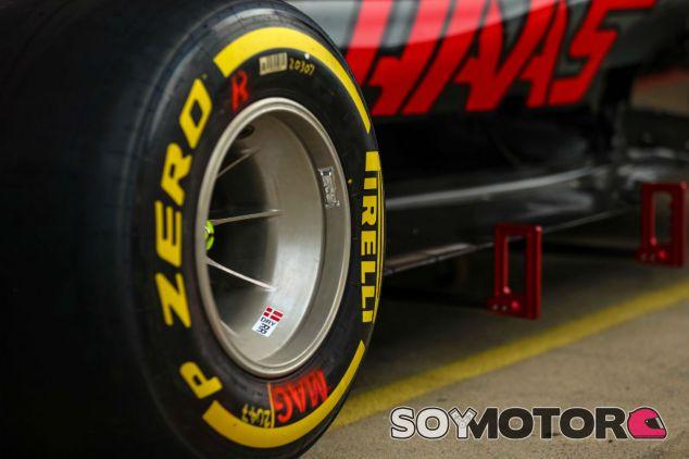 Pirelli confirma la gran diferencia de ritmo entre compuestos - SoyMotor.com