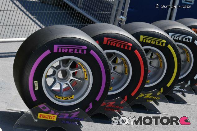 Pirelli anuncia los neumáticos para el GP de Brasil y Abu Dabi - SoyMotor.com
