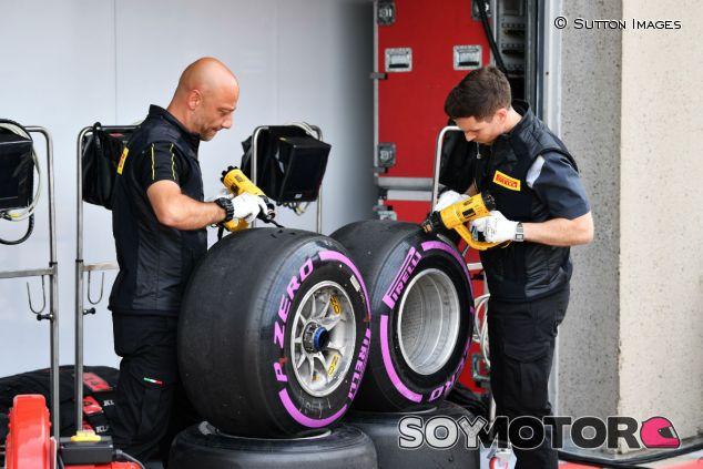 Pirelli, sorprendida por la ausencia de graining - SoyMotor.com