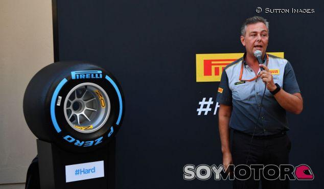 Mario Isola y el neumático duro - SoyMotor.com