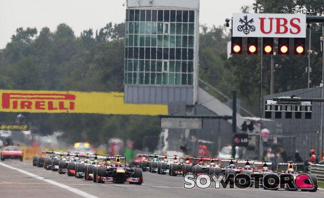 Pirelli, con duro y medio para las altas velocidades de Monza - LaF1.es