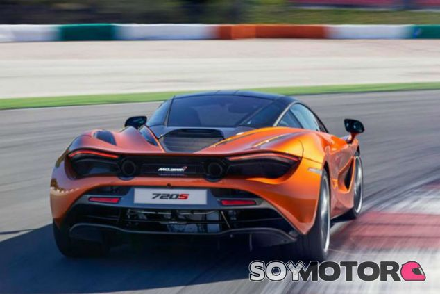 McLaren 720S - SoyMotor.com