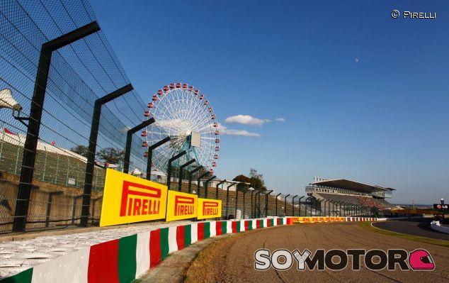 Vista del circuito de Suzuka, Japón - LaF1