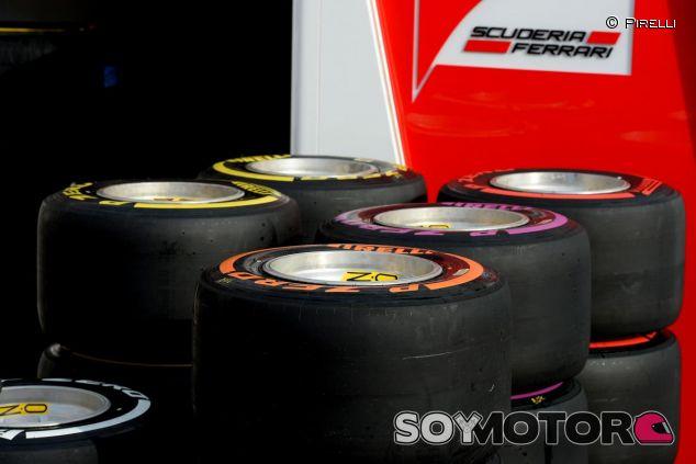 Pirelli ya ha recibido la luz verde para probar sus neumáticos - LaF1
