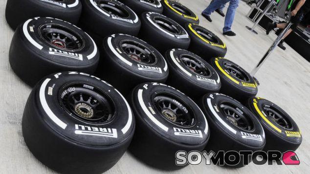 Los medios y blandos son de nuevo los compuestos elegidos por Pirelli para Bélgica - LaF1