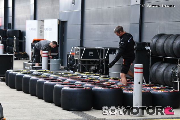 Pirelli anuncia los neumáticos para el Gran Premio de México - SoyMotor.com