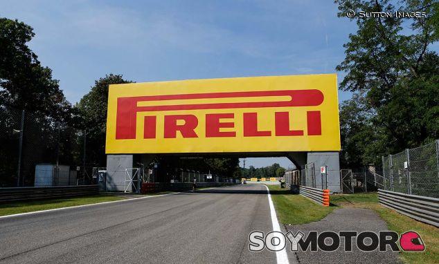 Pirelli anuncia los neumáticos para el GP de Italia 2017 - SoyMotor.com