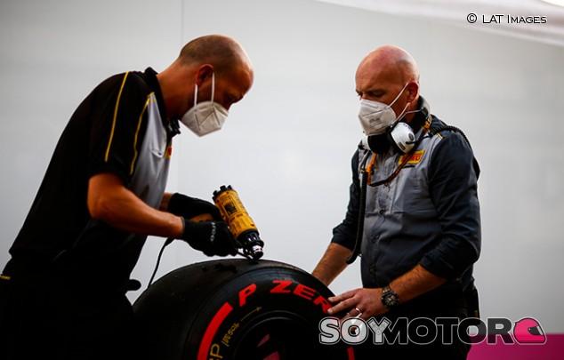 Pirelli llevará a Imola su gama intermedia de neumáticos - SoyMotor.com