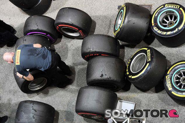 Neumáticos Pirelli en Marina Bay - SoyMotor.com