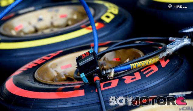 Pirelli estrena una nueva composición de los neumáticos - LaF1
