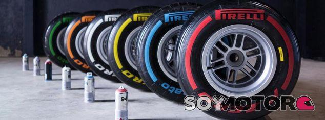 Neumáticos P-Zero de Pirelli - LaF1