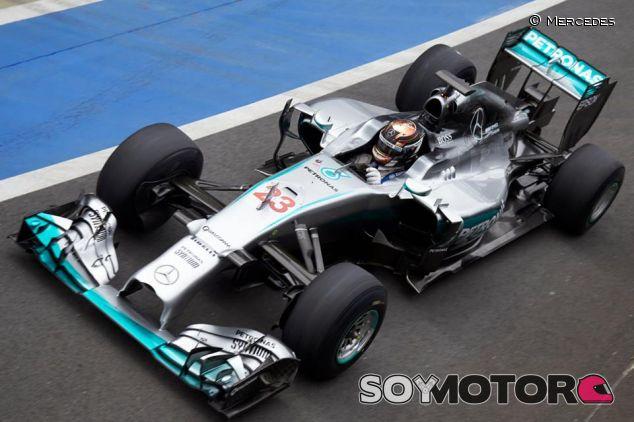 Pascal Wehrlein probó los compuestos de 2017 en los tests de Silverstone - LaF1