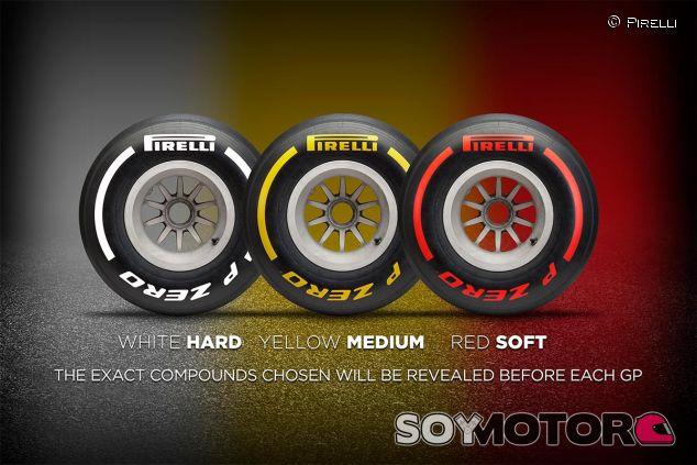 Los neumáticos de Pirelli para 2019 - SoyMotor