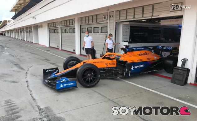 Pirelli aprueba sus neumáticos de 18 pulgadas para 2022 - SoyMotor.com