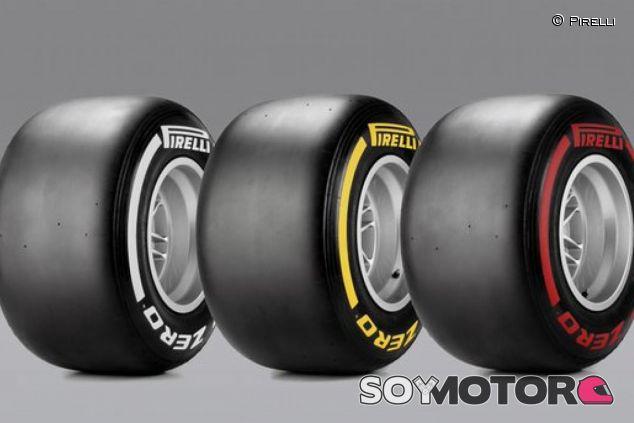 Pirelli escoge el medio, blando y súperblando para Bakú - LaF1