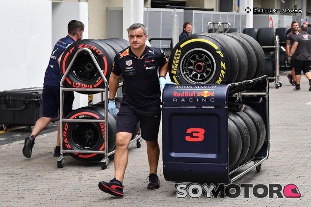 Neumáticos Pirelli en el GP de Brasil - SoyMotor
