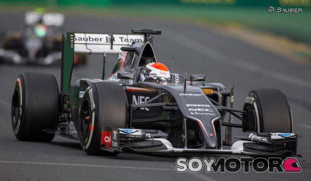 Adrian Sutil en el Gran Premio de Australia - LaF1