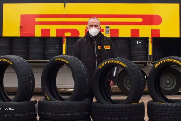 Pirelli se estrena como proveedor oficial del WRC - SoyMotor.com