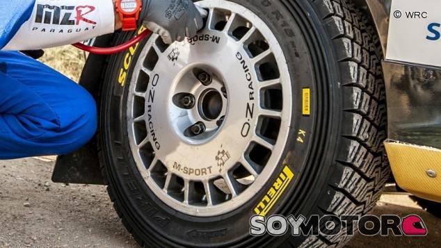 OFICIAL: Pirelli, suministrador de neumáticos del WRC desde 2021 - SoyMotor.com