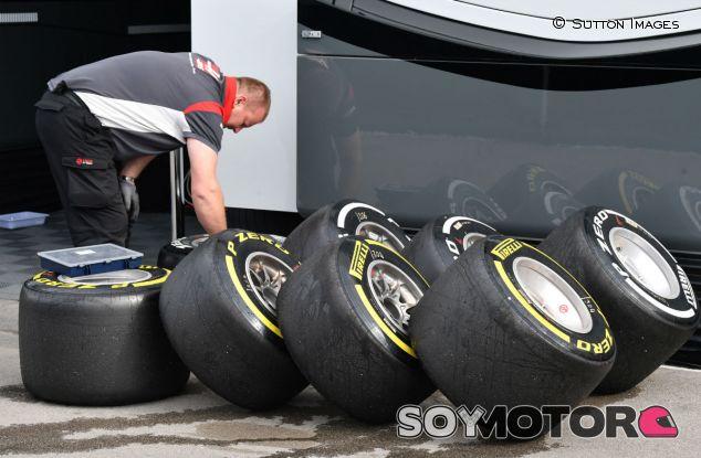 Pirelli espera confirmar en China que el graining se ha reducido - SoyMotor