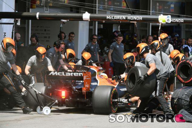 Pirelli no descarta una carrera a dos paradas en el GP de Austria - SoyMotor.com