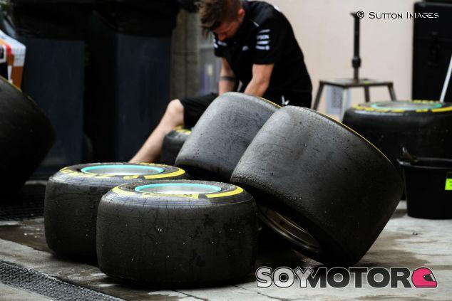 Pirelli augura estrategias de más de una parada en Silverstone - SoyMotor.com