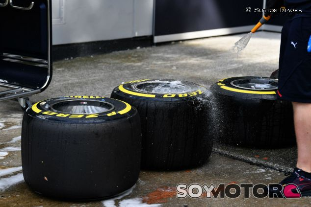 Compuestos blandos de Pirelli en Sepang - SoyMotor.com