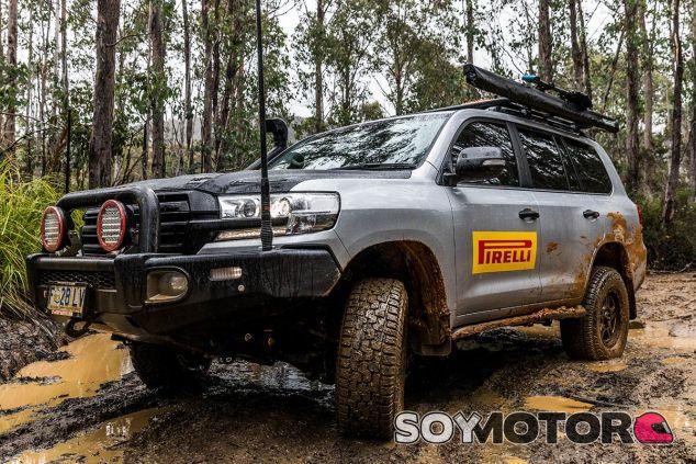 Nuevas Pirelli Scorpion All Terrain Plus: tracción total también para los amantes del 4x4 - SoyMotor.com