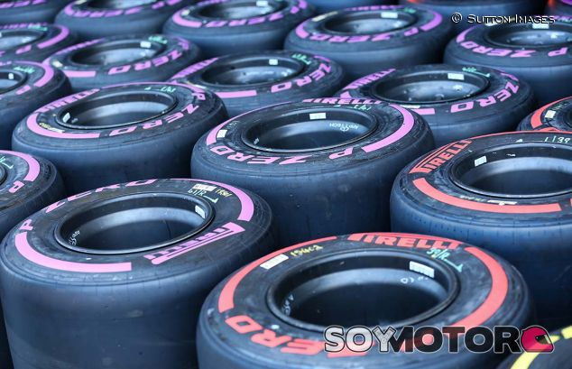 Neumáticos Pirelli en Marina Bay - SoyMotor