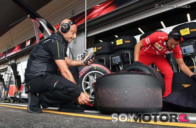Ingeniero de Pirelli en Spa - SoyMotor.com