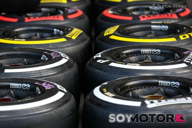 Pirelli prepara unos compuestos reserva para 2017 - SoyMotor