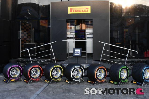 Pirelli, sin prisa por extender su contrato más allá del 2019 - SoyMotor