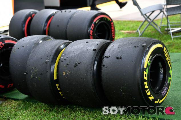 """Pirelli: """"La diferencia entre compuestos es de siete décimas"""" - SoyMotor"""