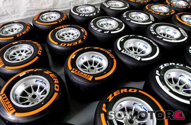 Pirelli cambia el neumático superblando para 2015 - LaF1.es