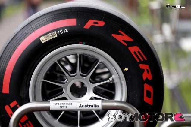 El neumático superblando estará en Australia y repetirá en Baréin y China - LaF1