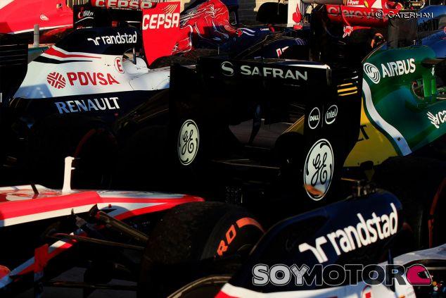 Parc fermé del Gran Premio de Estados Unidos - LaF1