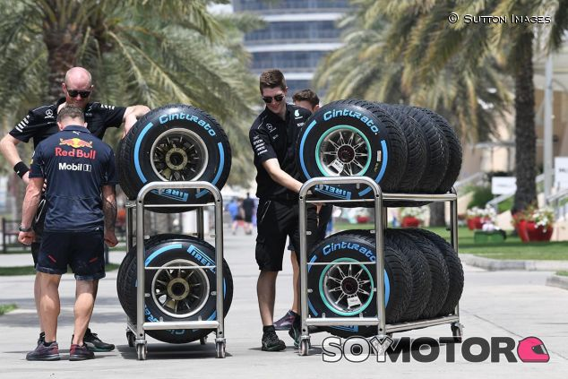Neumáticos Pirelli en Baréin - SoyMotor