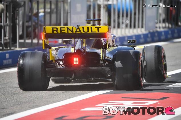 Renault en los Libres 1 del GP de Baréin - SoyMotor