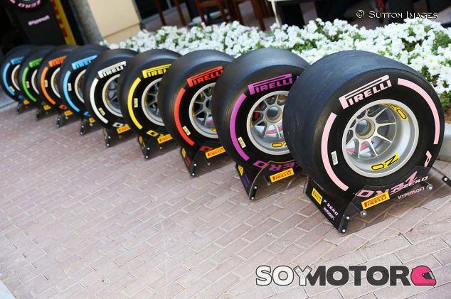Neumáticos Pirelli en Yas Marina - SoyMotor