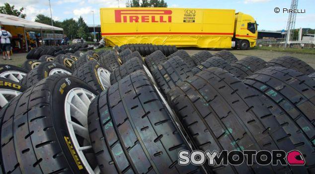 Neumáticos Pirelli de automóvil