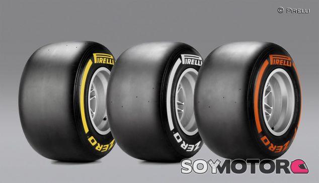 Blando, medio y duro para el GP de España - LaF1