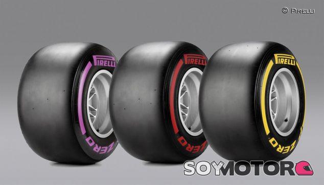 Pirelli escoge la gama más blanda para el GP de Mónaco - LaF1