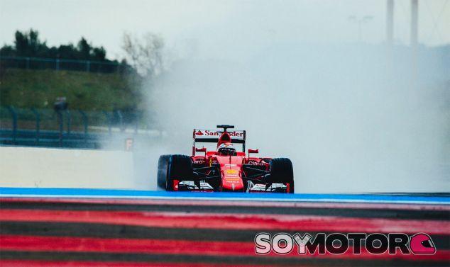 Pirelli cree que es de vital importancia probar con pilotos experimentados - LaF1
