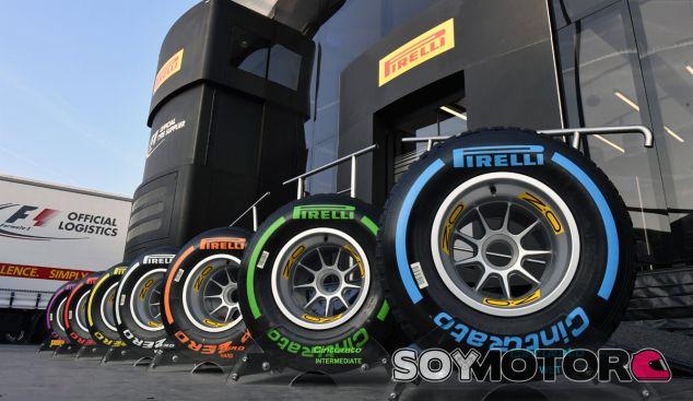 """Hembery: """"Todavía hay problemas con el calentamiento de los neumáticos"""" - SoyMotor.com"""