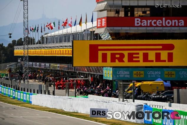 Pirelli apuesta por una estrategia a dos paradas para el GP de España - SoyMotor.com