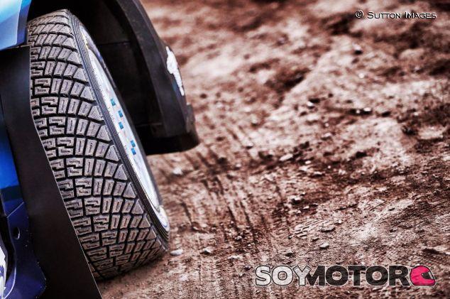 Neumáticos de Pirelli en el WRC de España 2014 – SoyMotor.com