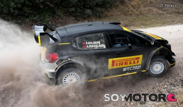 WRC: Solberg y Mikkelsen probarán en el Rally de Italia los Pirelli 2021 - SoyMotor.com
